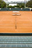 Tenis kil — Stok fotoğraf