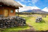 Cotopaxi mountain — Stock Photo
