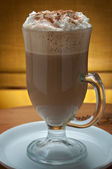 Capuchino — Stock Photo