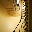 Stock Photo: Old and classic stairs