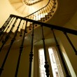 Foto Stock: Old and classic stairs