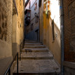 Streets of Toledo, Spain — Stock Photo