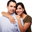 Young happy couple — Stock Photo #19473645