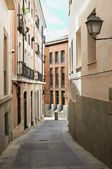 Down town arquitecture, Madrid, Spain — Stock Photo