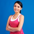 Young healthy woman — Stock Photo #25954787