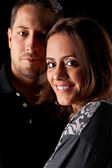 Happy Couple — Foto Stock