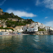 Amalfi, Italy. Amalfi Coast — Stock Photo