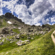 Mountain path — Stock Photo #18998651