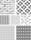 Pattern Fills 3 — Stock Vector