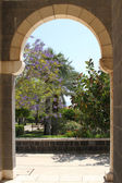 The Church of the Beatitudes — Foto Stock