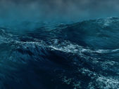 Sea storm — Stock Photo