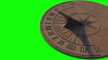 Reloj de sol — Vídeo de Stock