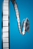 Film reel — Stock Photo
