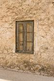 Tradional stone house — Stock Photo