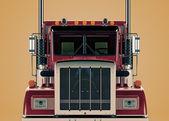 Grande camion — Foto Stock