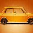 Mini car — Stock Photo #40695349