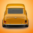 Mini car — Stock Photo #40695387