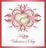 Valentines hearts. — Stock Vector
