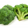 Stock Photo: Broccoli inflorescence