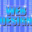 Web design — Stock Vector