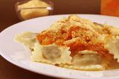 Ravioli pasta — Stock Photo