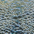 Cracked Glass — Stock Photo #19837867