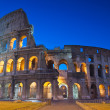 Colosseum, Colosseo, Rome - Stock Photo