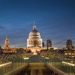 St Paul's Cathedral, London, UK — Stock Photo #24171687