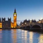 Big Ben, Westminster, London — Stock Photo #24171755