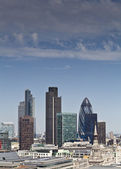 London Skyline — Stockfoto