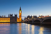 Big Ben, Westminster, London — Stock Photo