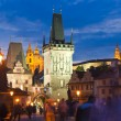 Charles Bridge, Prague — Stock Photo