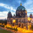 Berliner Dom, Berlin Cathedral, Germany — Stock Photo