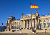 Reichstag, Berlin — Foto de Stock