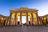 Brandenburg Gate, Berlin, Germany — Stockfoto