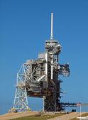 Plataforma de lanzamiento del transbordador espacial — Foto de Stock