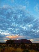 Uluru at Sunrise — Stock Photo