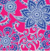 Elegantie naadloze patroon bloemen — Stockvector