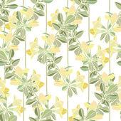 Teste padrão de flor sem emenda, — Vetor de Stock