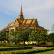 Stock Photo: Royal Palace, Phnom Penh, CambodiRoyal Palace, Phnom Penh, Cambodia