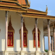 Stock Photo: Temple in Royal Palace, Phnom Penh, Cambodia