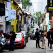 Haji Lane — Stock Photo