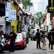 Stock Photo: Haji Lane