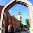 Stock Photo: Mosque at Arab Street, Singapore