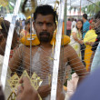 Preparing for Thaipusam festival 2013 — Stock Photo
