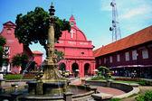 Christ church Malacca — Stock Photo