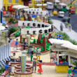 Scene from Legoland Malaysia — Stock Photo
