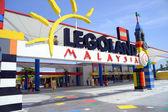Scene from Legoland Malaysia — Stock Photo