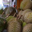 Durians — Stock Photo