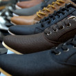 Stock Photo: Men's casual shoes